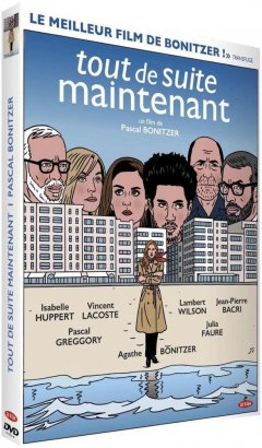 Tout de suite maintenant - le test DVD
