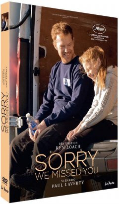 Sortie DVD : Sorry We Missed You - le test et la critique
