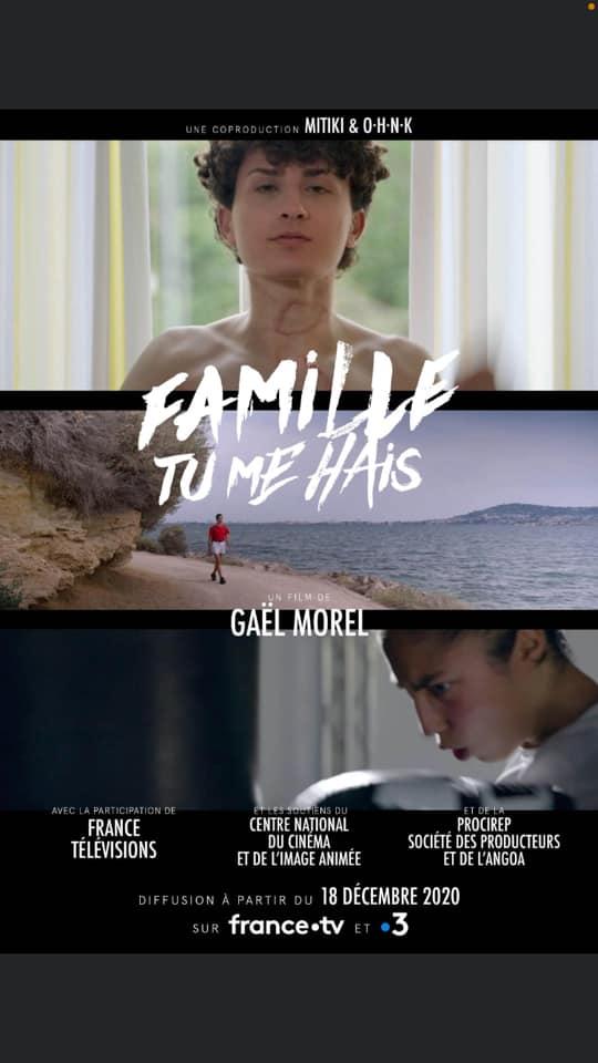 Famille tu me hais - Gaël Morel