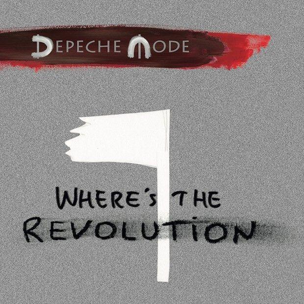 Retour avec un appel à la révolution — Depeche Mode