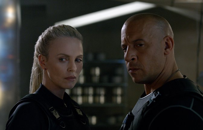 The Fate of the Furious: une bande-annonce pleine d'action